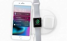 AirPower - Iata CAND va Lansa Apple noul Incarcator Wireless pentru iPhone, Apple Watch si AirPods