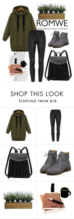 """""""Sweatshirt Romwe"""" by woman-1979 ❤ liked on Polyvore featuring Laura Ashley, women's clothing, women's fashion, women, female, woman, misses and juniors"""