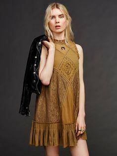 FP ONE Angel Lace Dress
