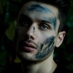 Portrait - Painted Face