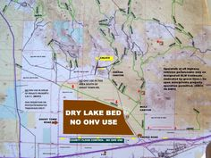 Calico OHV trails, historic ghost town