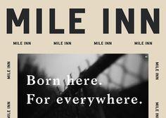 Mile Inn   CSS Website