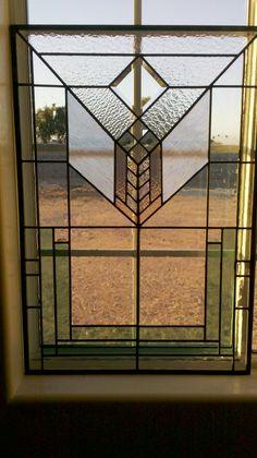 Frank Lloyd Wright Lake Geneva Inn Tulip Window design