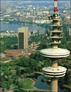 Hamburg City Fernsehturm