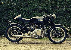Vincent HRD Cafe Racer