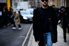 London Men's Fashion Week Fall 2016, Day 3 - -Wmag