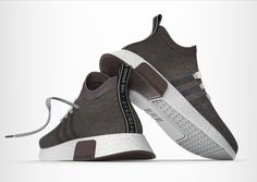 c51dd6875a1 Concept Original Mega Boost NMD_OMEGA Adidas Sko, Sko Sneakers, Herresko,  Streetwear, Mænds