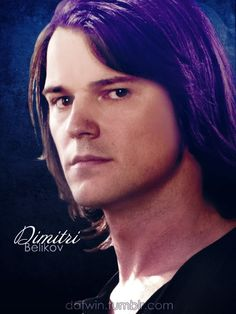 Vampire Academy Dimitri Belikov. Ok I know people are going to hate me for this, but he is not what I pictured when I was reading the books and it was driving me crazy in the movie!