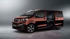 Tecnoneo: El Peugeot Traveller i-Concept Lab está lleno de características de alta tecnología