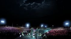 """Over 1 Million Expected to Gather for Revival Event in Colombia - City of Bogota hosting over 1 million Christians to gather for a year end revival celebration organized by Worldwide Revival Center, Centro Mundial de Avivamiento, the largest evangelical church in Latin America. """"Revival At The Park"""" attendees will be engaging in a time of thanksgiving and prayer."""