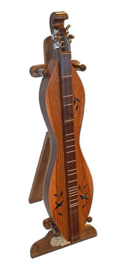 Dulcimer Stand by Dogwood Dulcimers ~ Converts to music stand with wood insert.