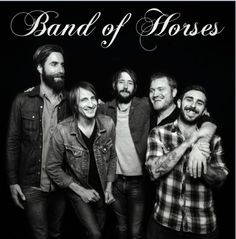 Band Of Horses - 4/22/13