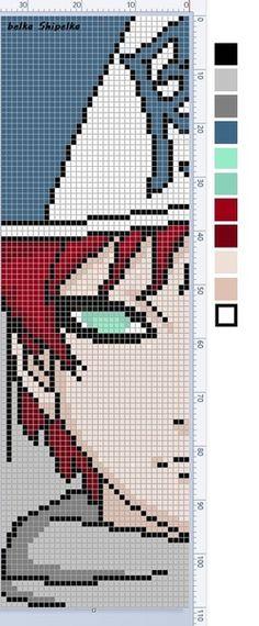 Anime Pixel Art, Art Anime, Pixel Pattern, Pattern Art, Perler Beads, Modele Pixel Art, Pixel Art Grid, Pixel Art Templates, Iron Beads