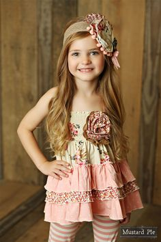 4606dae84ed Mustard Pie Clothing and Dresses