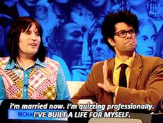 Richard Ayoade and Noel Fielding - Carola British Humor, British Comedy, English Comedy, Mock The Week, Richard Ayoade, The Mighty Boosh, Noel Fielding, Comedy Tv, Tumblr Funny
