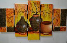 Arte Disney, Modern Art, Abstract Art, Portrait, Flowers, Crochet Leaves, Frames, Paisajes, Home