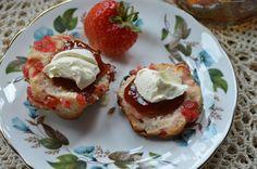 Afternoon Tea Week | Cherry Scones