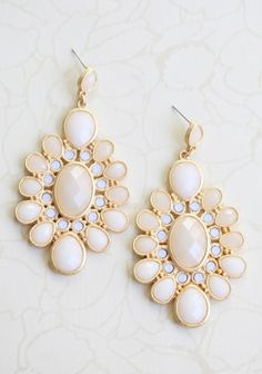 Pursuit Of Happiness Earrings -Shop Ruche...One of my favorite online stores.