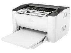 Impressora HP Laser 107A Preto e Branco - USB - Magazine Lojamagalu1000