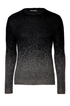 Mohair-WoolBlendPulloverfromNEILBARRETT | Luxury fashion online | STYLEBOP.com