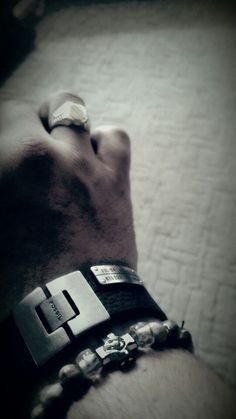 The fossil bracelet