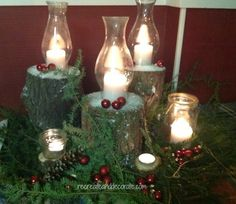 here are the ways i used my favorite rustic christmas idea and recreated it my own, christmas decorations, seasonal holiday decor