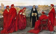 Image result for picture of st catherine of siena