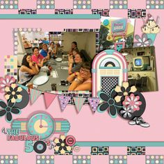 Fabulous Fifties by BoomerGirl Designs