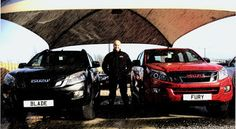 Derek Slack Motors: 100 years of Isuzu and the new Venetian Red Blade