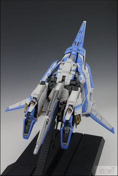 GUNDAM GUY: MG 1/100 Zeta Gundam Strike White Z ver. Evolve 9 - Resin Conversion Kit