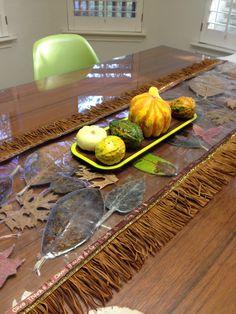 Laminated Leaves Tab