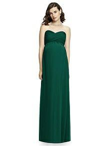 Dessy Collection Maternity Dress Style M426 http://www.dessy.com/dresses/bridesmaid/m426/