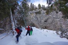 #Schneeschuhtouren #Urner Boden: Im Winter ist der #Klausenpass die Ruhe selbst. Eine gute Gelegenheit, das #Glarner Naturparadies mit den Schneeschuhen zu entdecken. #uri #urnerboden #fisetenpass #fisetengrat  #chamerstock #gemsfairen