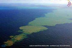Erupción submarina Canarias 29