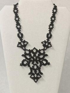 beautiful beadwork by Yael Domb