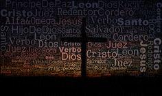 #Jesús #Cristo #PrincipeDePaz #Cordero #León #Redentor #Salvador #VerboDeDios #AlfaYOmega #Roca #Juez #Santo