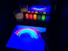 black light booth painting 5