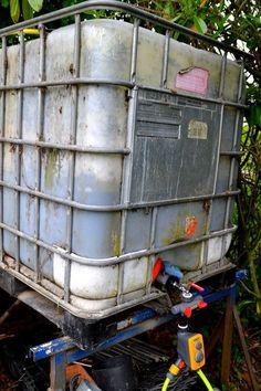 Je vous en parlais il y a peu, l'arrosage automatique sans eau courante ni électricité, ça marche contrairement à ce que certains veulent nous faire croire ! En revanche, il n'est pas évident de co…