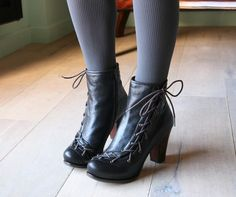 Love, love, LOVE these!  I don't have enough booties.
