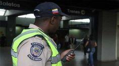 PNB ha detenido a 86 personas en el Metro de Caracas