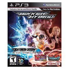 Check out my movie review for the Tekken Blood Vengeance 3D Blu-ray.