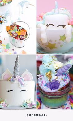 Prepare to Burst Into a Unicorn Emoji Upon Seeing These Magical Recipes
