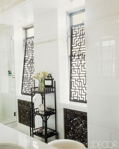 3. Fretwork Panel Screens
