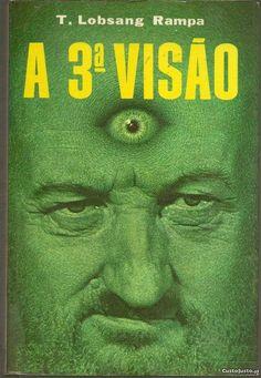 (Espiritual) - 'A 3ª Visão' - Lobsang Rampa - à venda - Livros, Lisboa - CustoJusto.pt