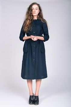 Lempi Button Down Dress - Named