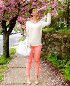 Peaches & Cream - Jalisa's Fashion Files