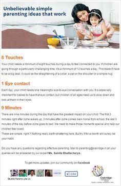 Unbelievable simple parenting ideas that work