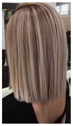 Hair Color Balayage, Hair Highlights, Ombre Hair, Blonde Color, Full Highlights, Natural Highlights, Brown Balayage, Red Ombre, Haircolor