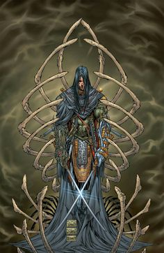 Witchblade - Family Ties, Part 4 - Continued From The Darkness Comic Book Pages, Comic Book Artists, Comic Artist, Character Creation, Character Design, Dark Fantasy, Fantasy Art, New Warriors, Comic Games