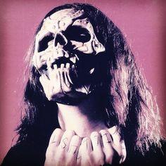 Sid Wilson DJ Starscream Slipknot  Skull Sid. #slipknot #dj #vol3 #mask #skull #SidWilson #zero #maggots